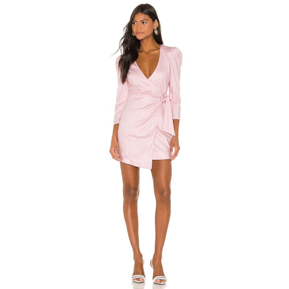 カミラ コエーリョ Camila Coelho レディース ワンピース ワンピース・ドレス【Alejo Mini Dress】Pink Lemonade