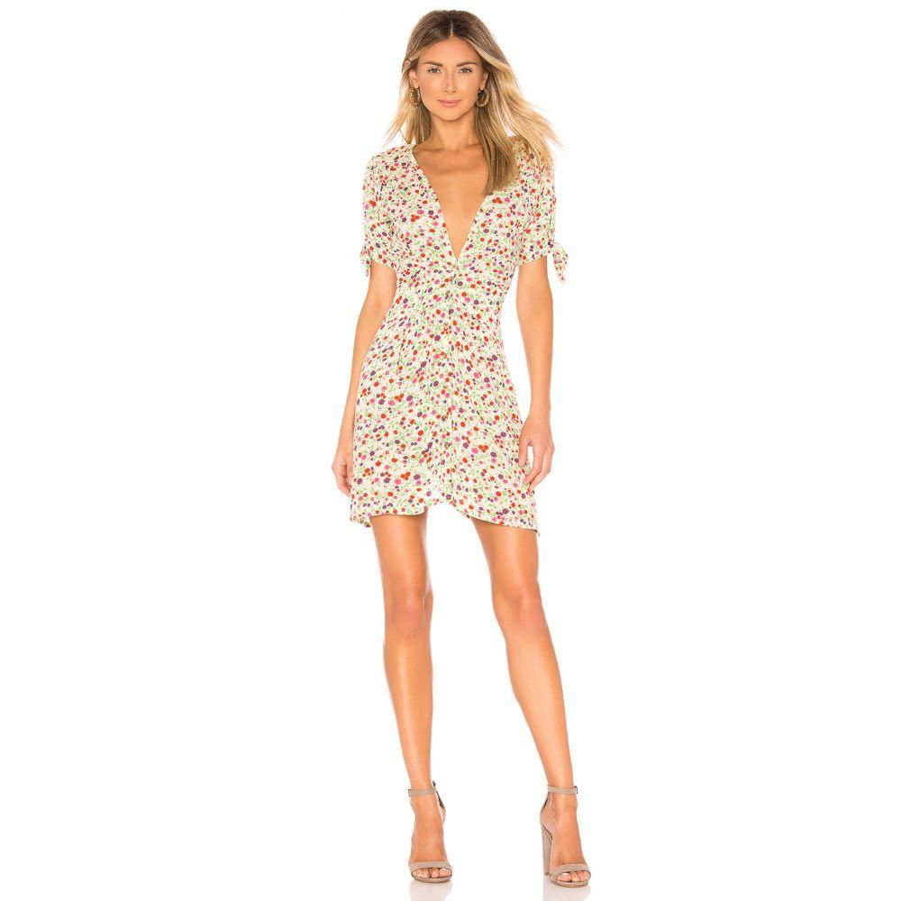 フェイスフルザブランド FAITHFULL THE BRAND レディース ワンピース ワンピース・ドレス【Marianne Mini Dress】Bastille Floral