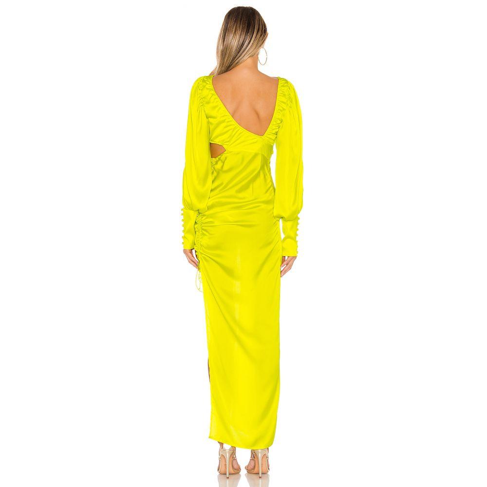 フォーラブアンドレモン For LoveLemons レディース ワンピース ワンピース・ドレス Meringue Maxi Dress Neon LimejL5A34R