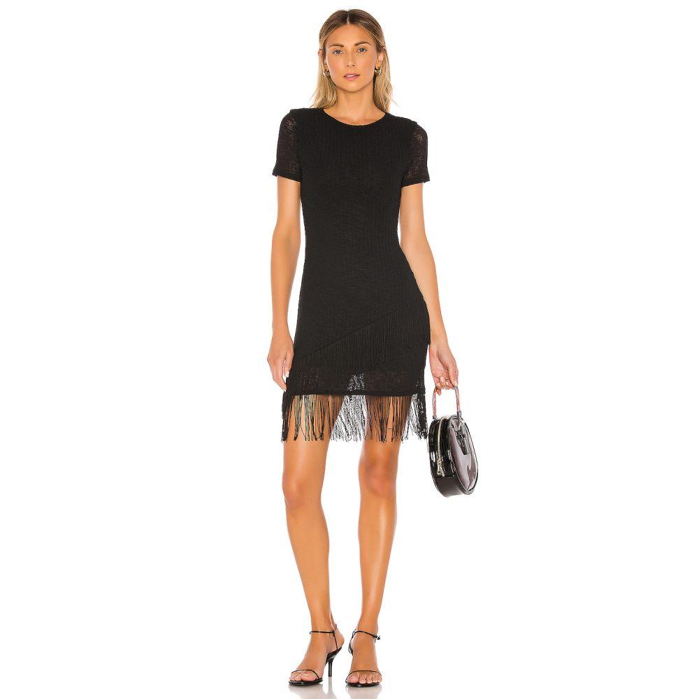 ハウスオブハーロウ1960 House of Harlow 1960 レディース ワンピース ワンピース・ドレス【X REVOLVE Fatima Mini Dress】Noir