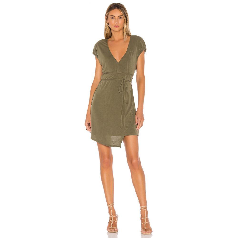 ハウスオブハーロウ1960 House of Harlow 1960 レディース ワンピース ワンピース・ドレス【X REVOLVE Joanna Mini Dress】Olive Green