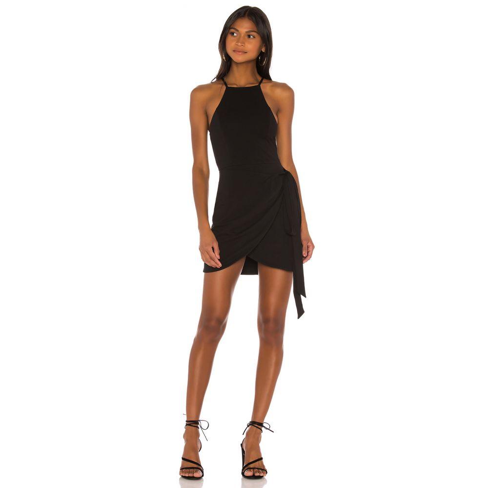 ハウスオブハーロウ1960 House of Harlow 1960 レディース ワンピース ワンピース・ドレス【x REVOLVE Rya Dress】Black
