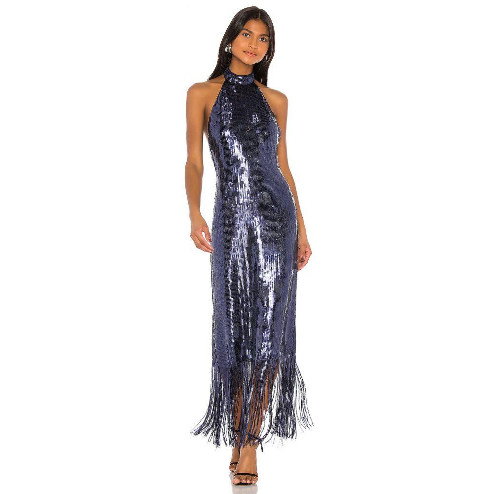 ハウスオブハーロウ1960 House of Harlow 1960 レディース ワンピース ワンピース・ドレス【x REVOLVE Adina Dress】Navy