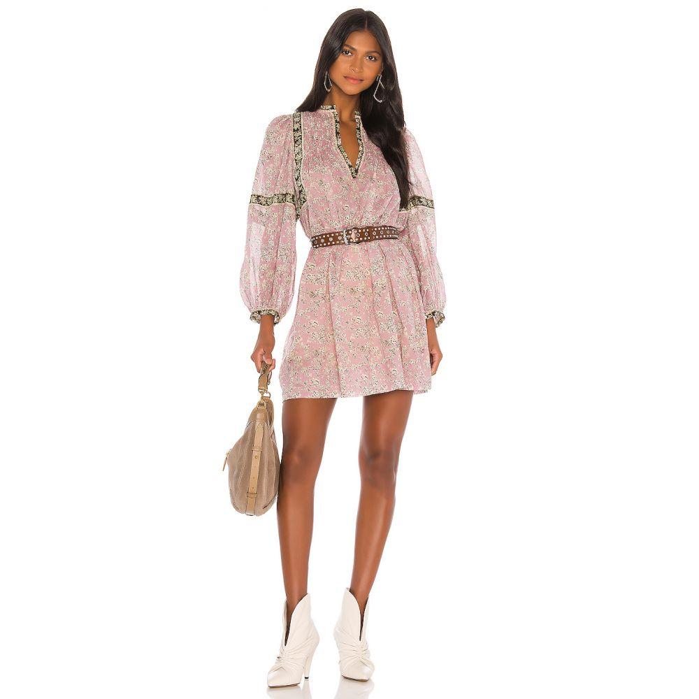 イザベル マラン Isabel Marant Etoile レディース ワンピース ワンピース・ドレス【Virginie Dress】Pink