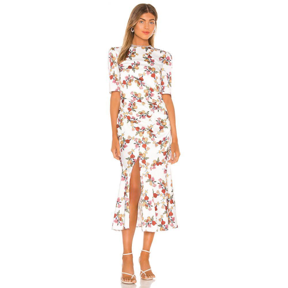 キープセイク keepsake レディース ワンピース ワンピース・ドレス【Everlasting Midi Dress】Porcelain Vine