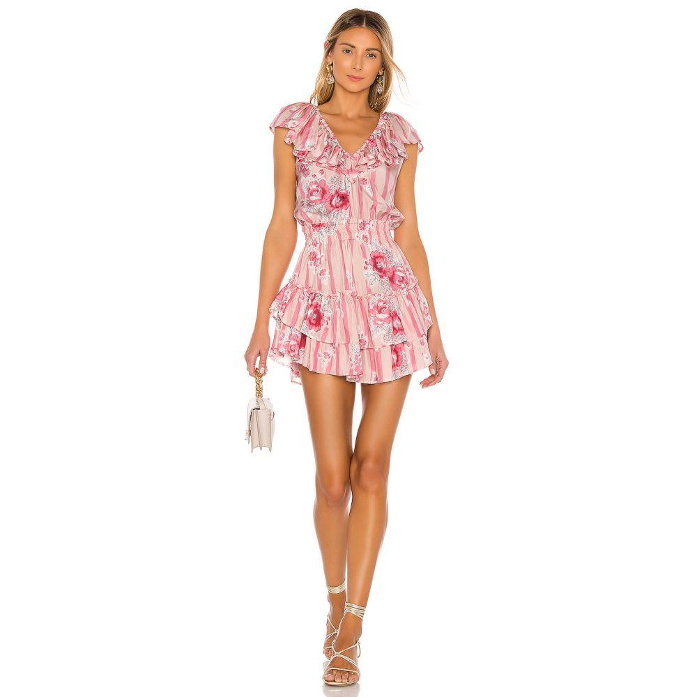ラブシャックファンシー LoveShackFancy レディース ワンピース ワンピース・ドレス【Dessie Dress】Honey