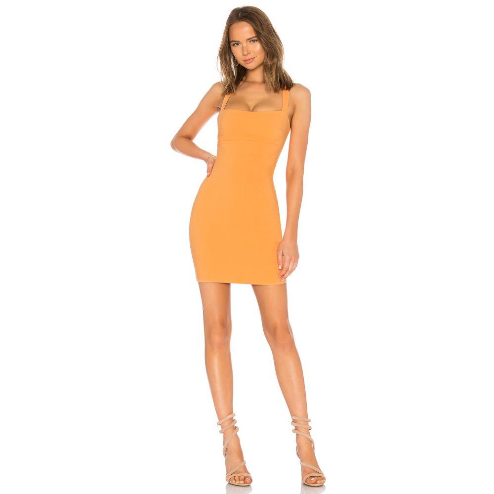 ライクリー LIKELY レディース ワンピース ワンピース・ドレス【Nahla Dress】Mandarin Sun