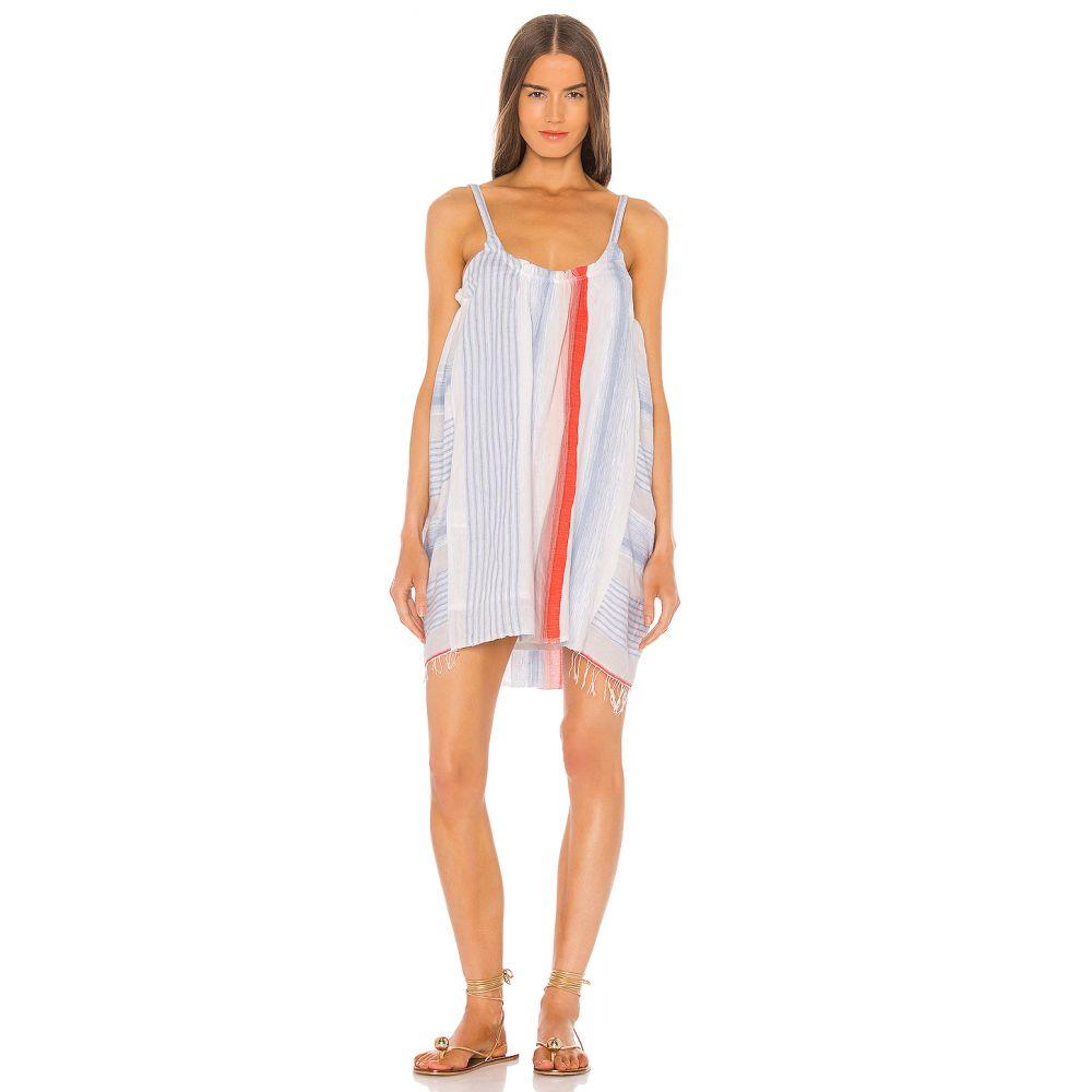 レムレム Lemlem レディース ワンピース ワンピース・ドレス【Biftu Swing Dress】Coral