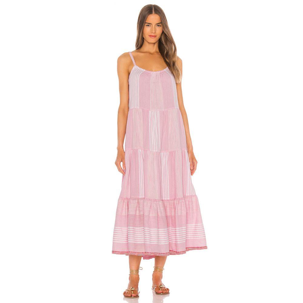 レムレム Lemlem レディース ワンピース ワンピース・ドレス【Rekik Cascade Dress】Misty Rose