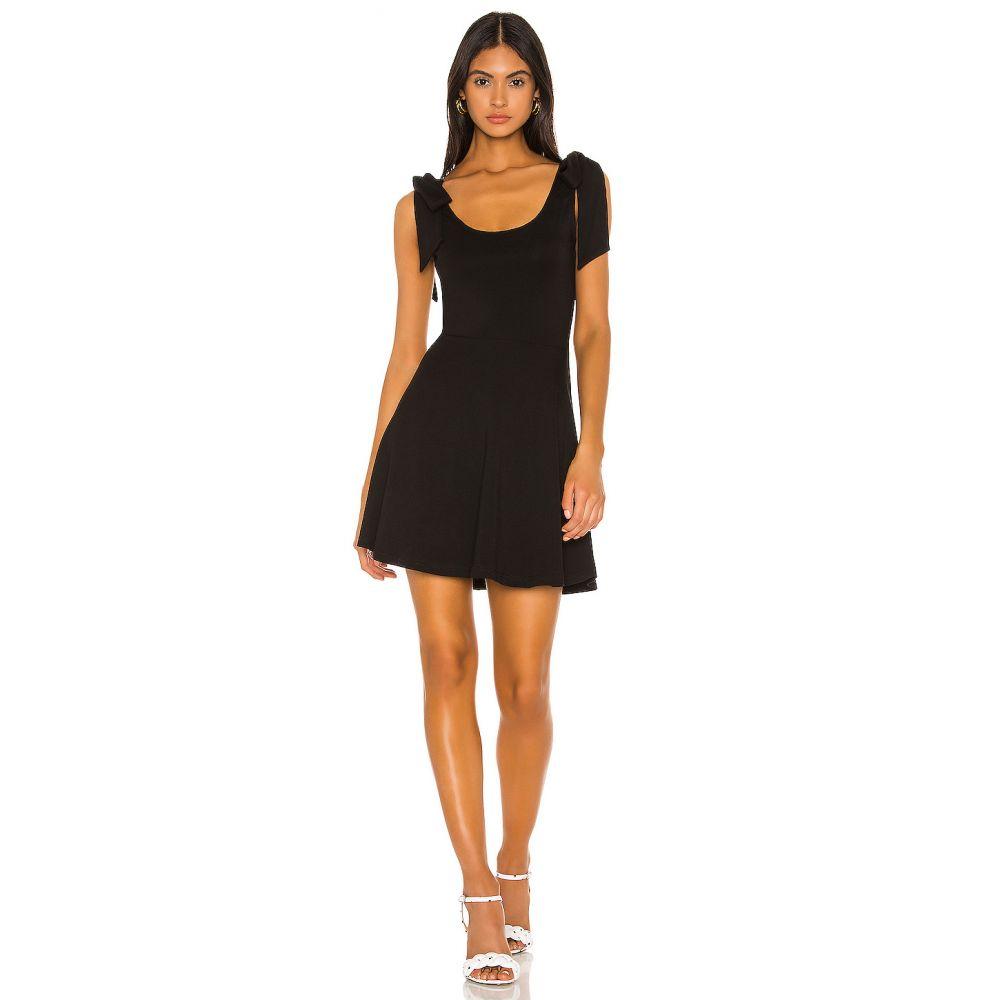 ラヴァーズフレンズ Lovers + Friends レディース ワンピース ワンピース・ドレス【Felicia Mini Dress】Black