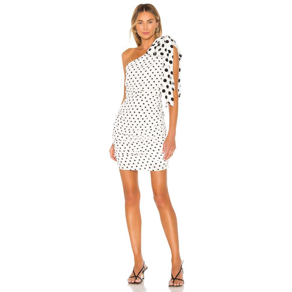 ラヴァーズフレンズ Lovers + Friends レディース ワンピース ワンピース・ドレス【Westwood Mini Dress】Mixed Polka Dot