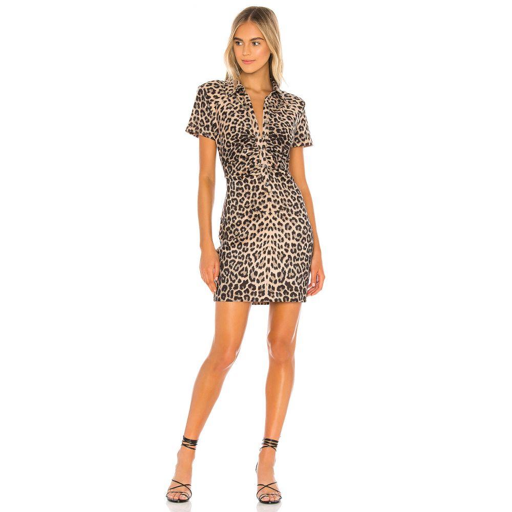 エルピーエー LPA レディース ワンピース ワンピース・ドレス【Jacinda Dress】Leopard