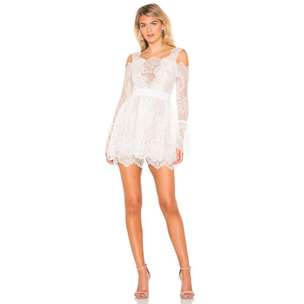 マジョレル MAJORELLE レディース ワンピース ワンピース・ドレス【Courtney Dress】White