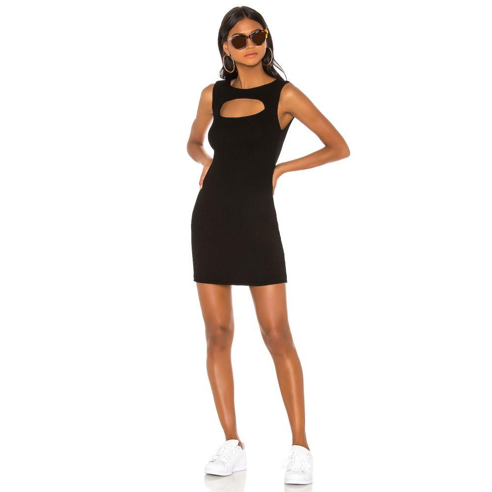 マイケルローレン Michael Lauren レディース ワンピース ワンピース・ドレス【Fetch Dress】Black