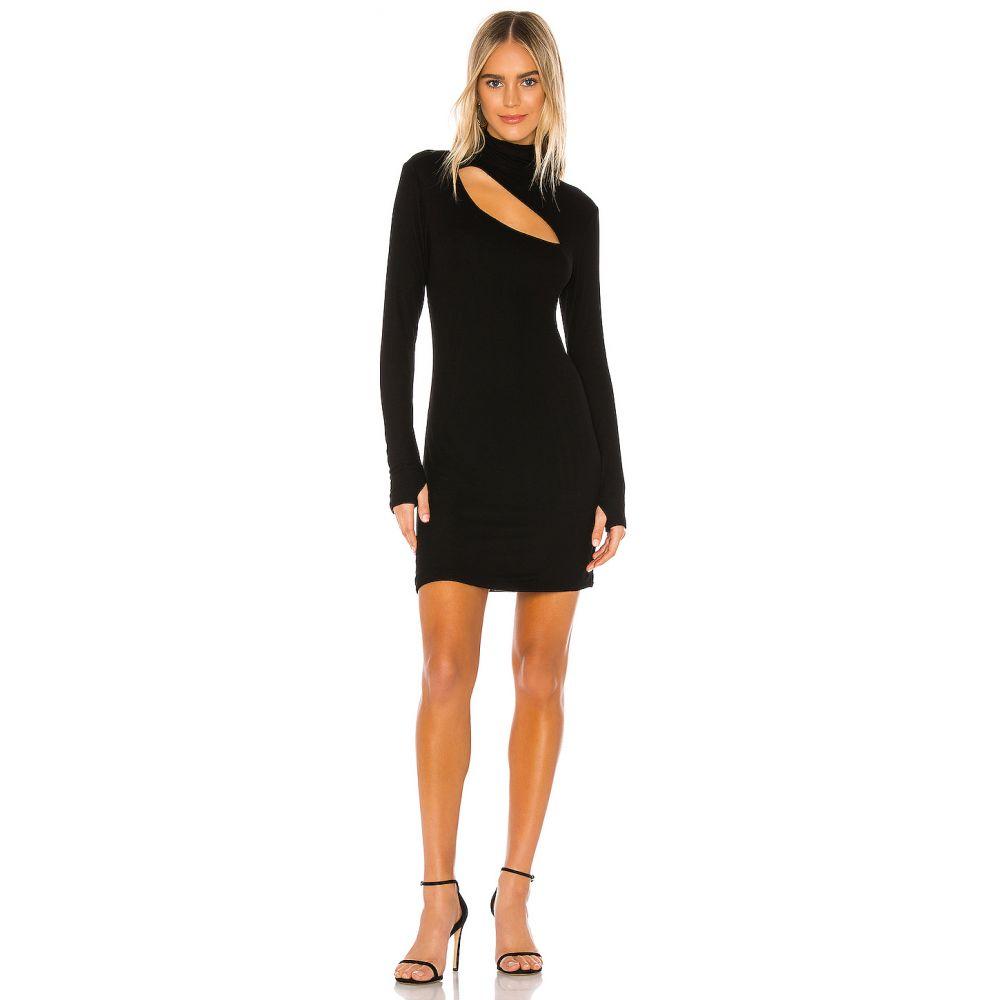 マイケルローレン Michael Lauren レディース ワンピース ワンピース・ドレス【Bartley Mini Dress】Black