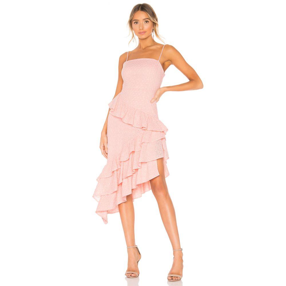 エヌビーディー NBD レディース ワンピース ワンピース・ドレス【Enrique Dress】Pastel Pink