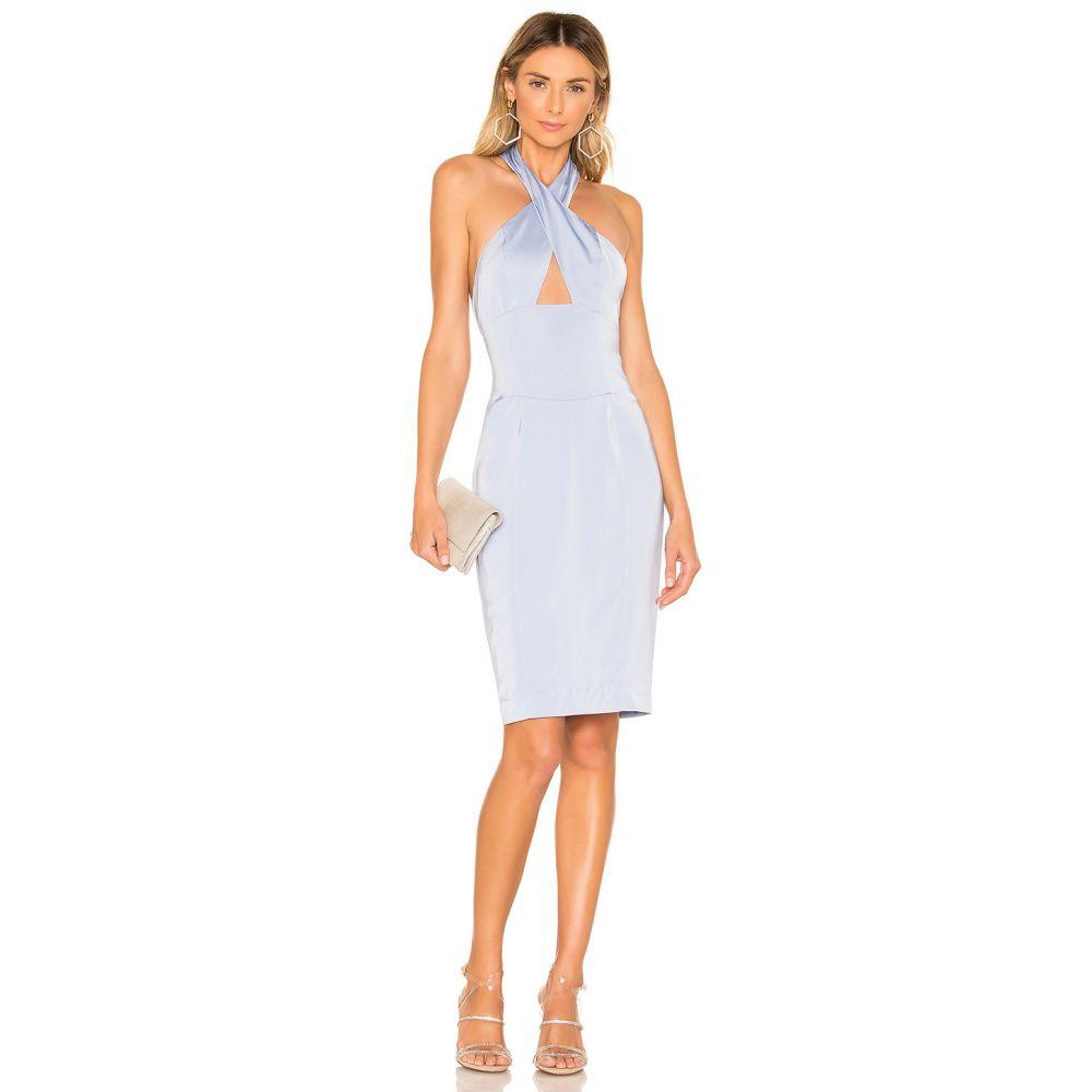 エヌビーディー NBD レディース ワンピース ワンピース・ドレス【Aries Dress】Soft Blue