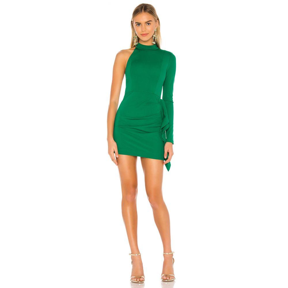 エヌビーディー NBD レディース ワンピース ワンピース・ドレス【Taj Mini Dress】Kelly Green