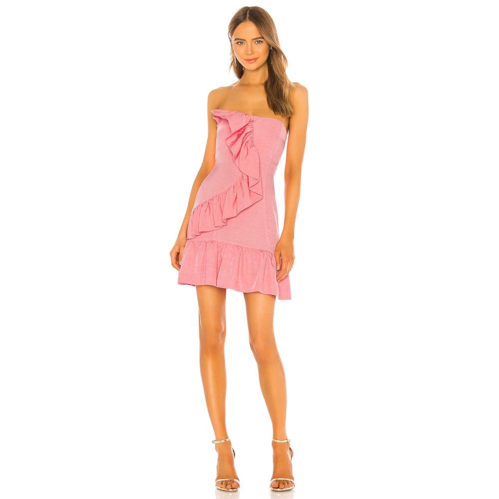 エヌビーディー NBD レディース ワンピース ワンピース・ドレス【Chelle Mini Dress】Pink