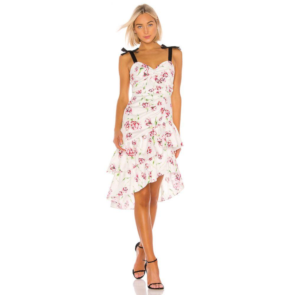 パーカー Parker レディース ワンピース ワンピース・ドレス【Panama Combo Dress】Ivory Magnolia