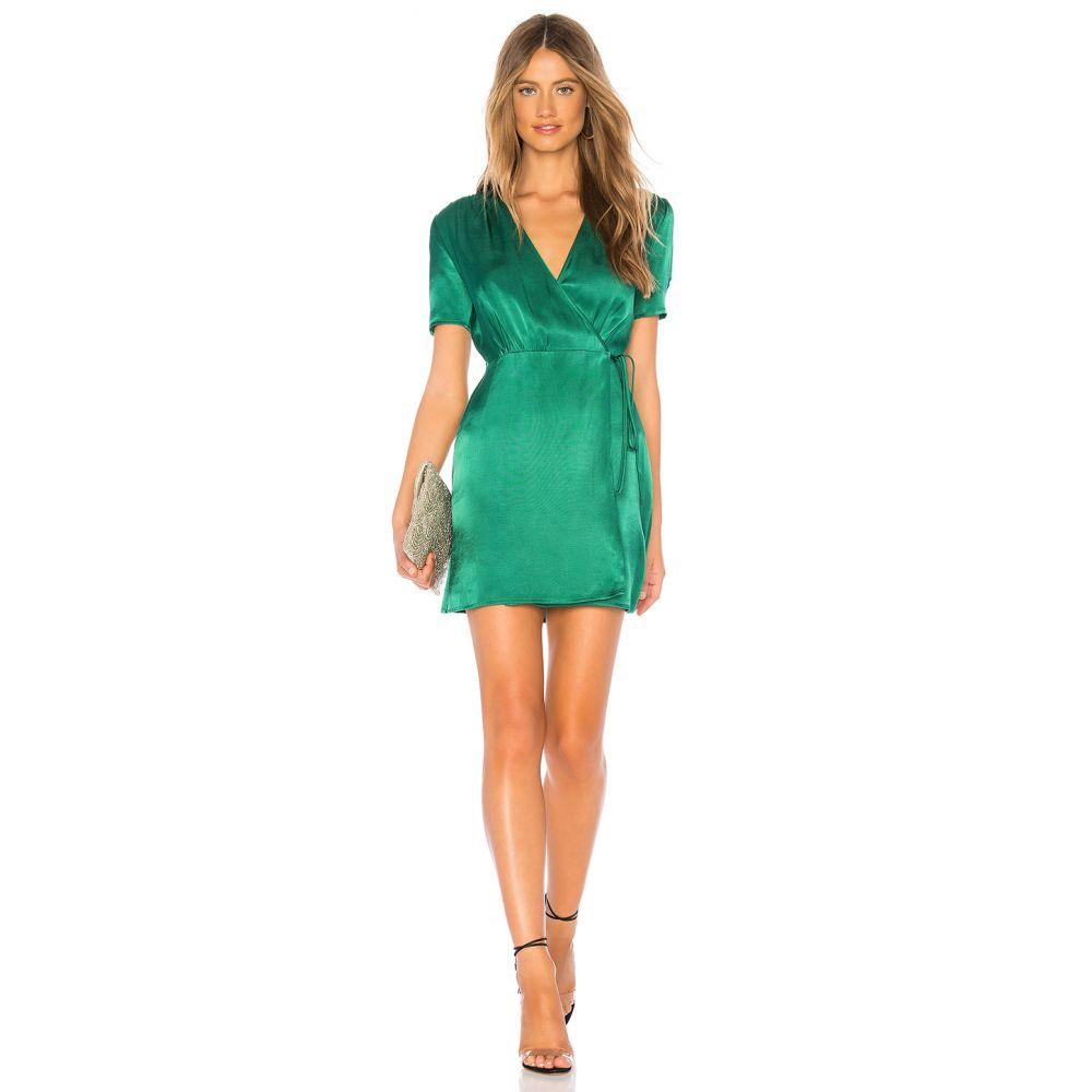 プライバシー プリーズ Privacy Please レディース ワンピース ワンピース・ドレス【Perri Mini Dress】Emerald