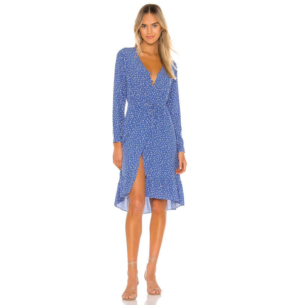 レイルズ Rails レディース ワンピース ワンピース・ドレス【Jade Dress】Blue Wisteria