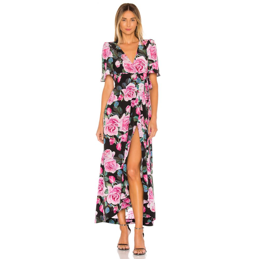 セルキー Selkie レディース ワンピース ワンピース・ドレス【The Upper East Dress】Rose Print
