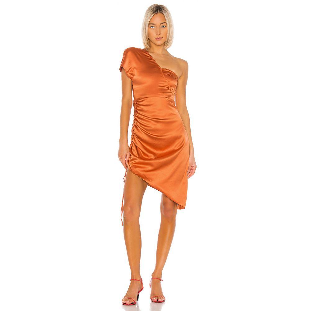 ソング オブ スタイル Song of Style レディース ワンピース ワンピース・ドレス【Graham Midi Dress】Copper