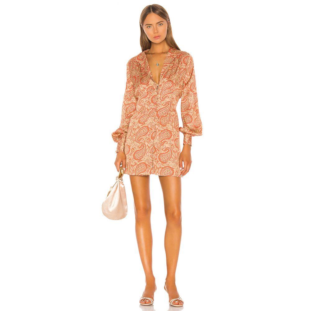 ソング オブ スタイル Song of Style レディース ワンピース ワンピース・ドレス【Bella Mini Dress】Moroccan Multi