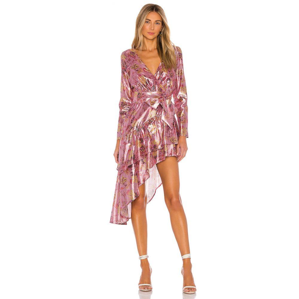 トゥラロサ Tularosa レディース ワンピース ワンピース・ドレス【Maggie Dress】Magnolia Floral