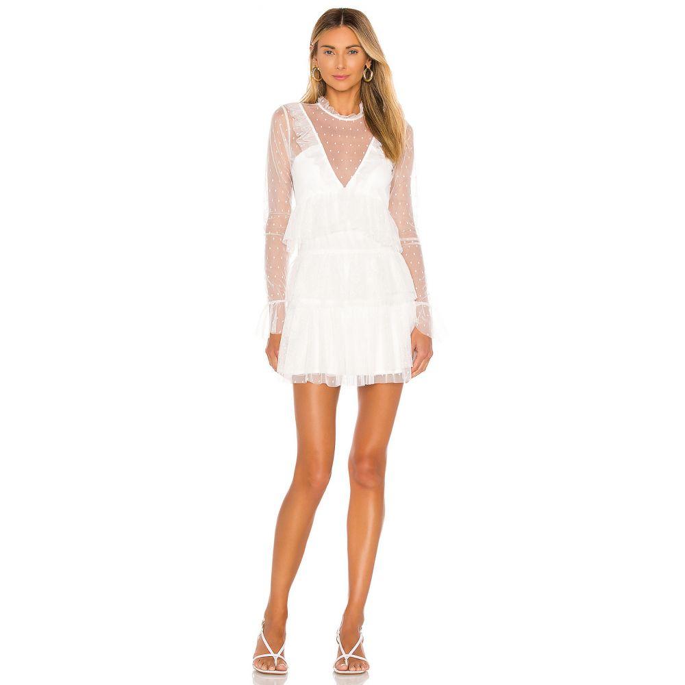 トゥラロサ Tularosa レディース ワンピース ワンピース・ドレス【Blue Moon Dress】Ivory