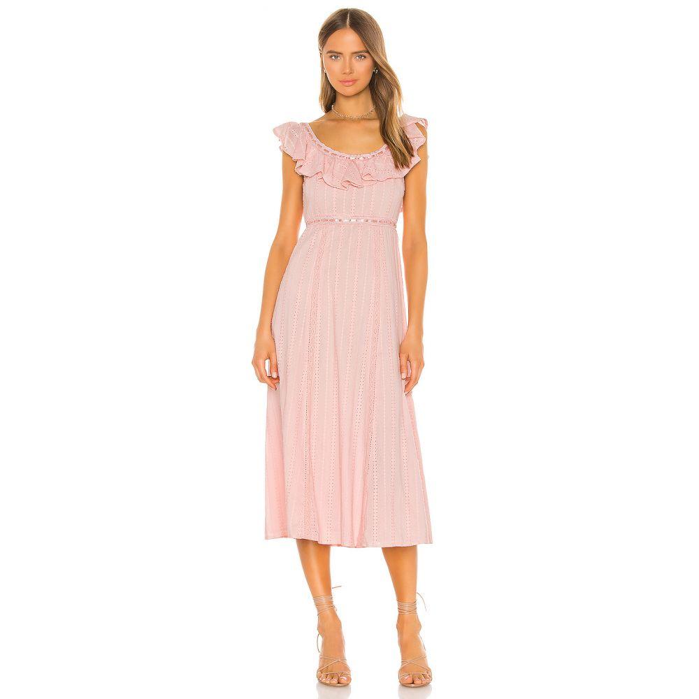 トゥラロサ Tularosa レディース ワンピース ワンピース・ドレス【Ande Midi Dress】Baby Pink