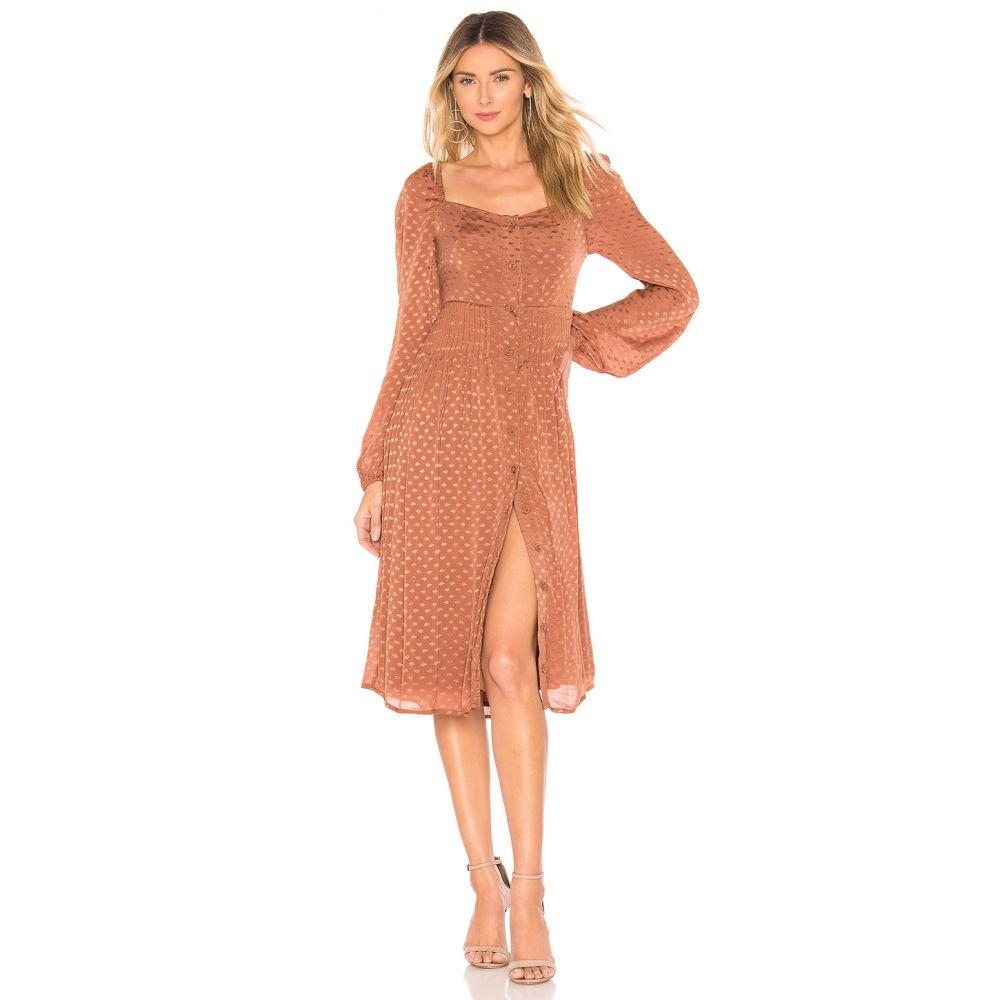 トゥラロサ Tularosa レディース ワンピース ワンピース・ドレス【Jodie Dress】Copper