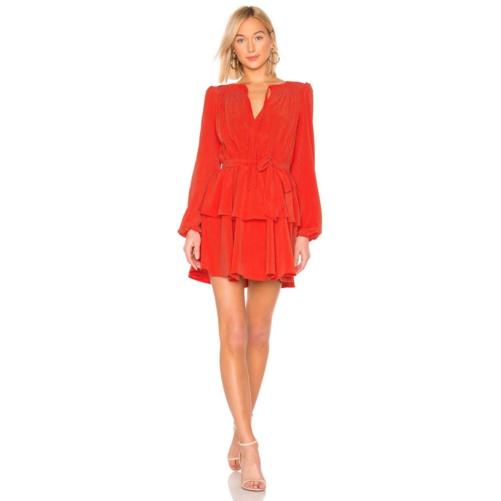 トゥラロサ Tularosa レディース ワンピース ワンピース・ドレス【Roxie Dress】Red