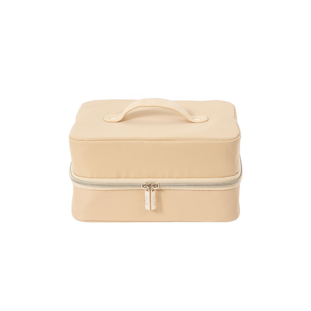 BEIS レディース ポーチ 【The Hanging Cosmetic Case】Beige