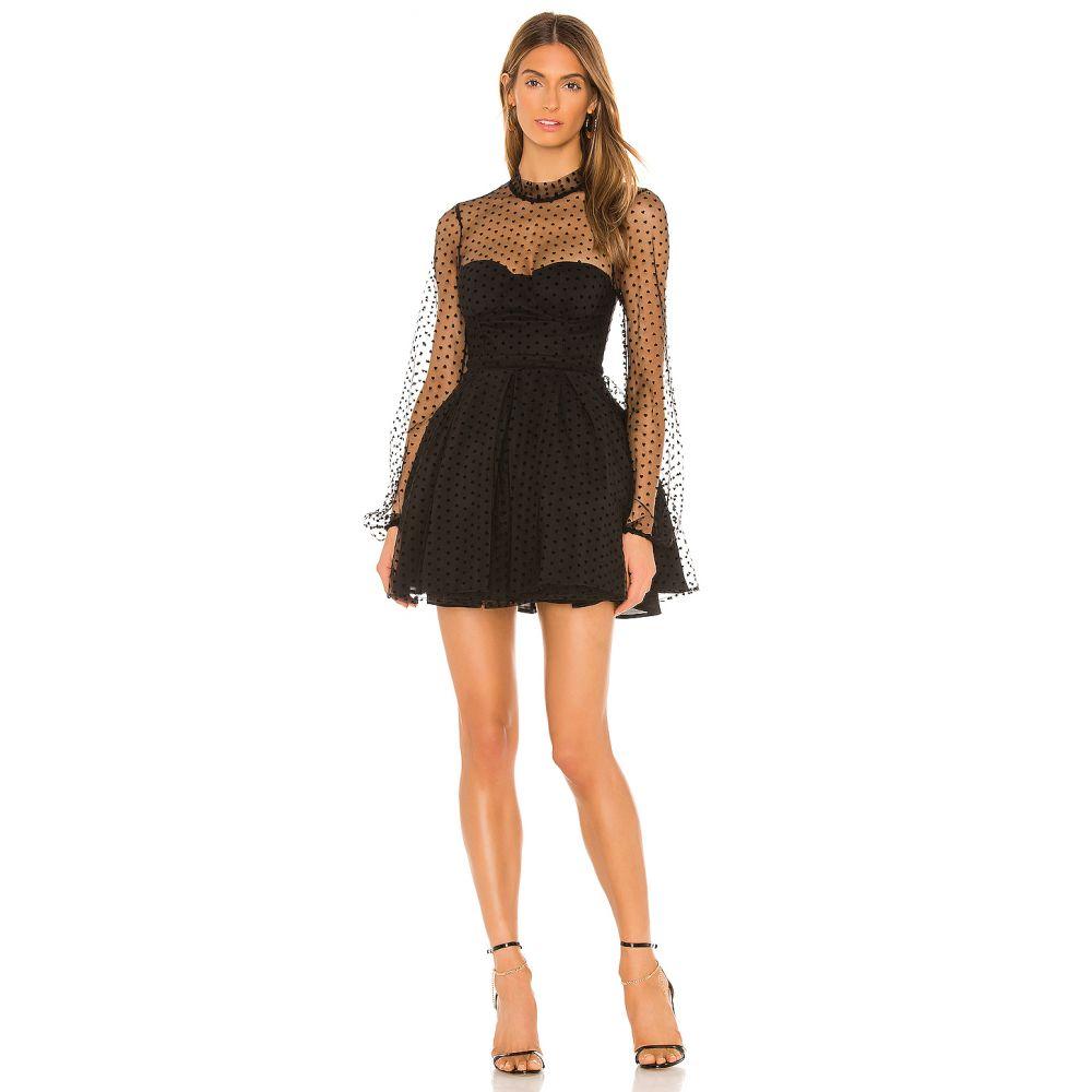 エヌビーディー NBD レディース ワンピース ワンピース・ドレス【Ellanore Mini Dress】Black