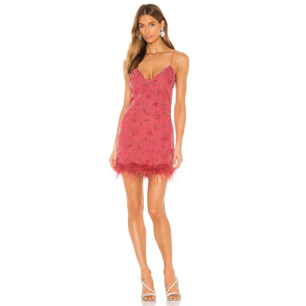 エヌビーディー NBD レディース ワンピース ワンピース・ドレス【Madelyn Mini Dress】Coral Pink