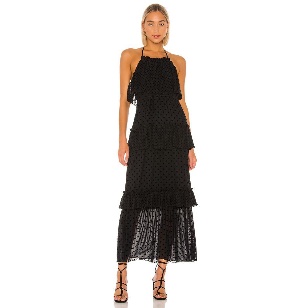 トゥラロサ Tularosa レディース ワンピース ワンピース・ドレス【Owen Dress】Black