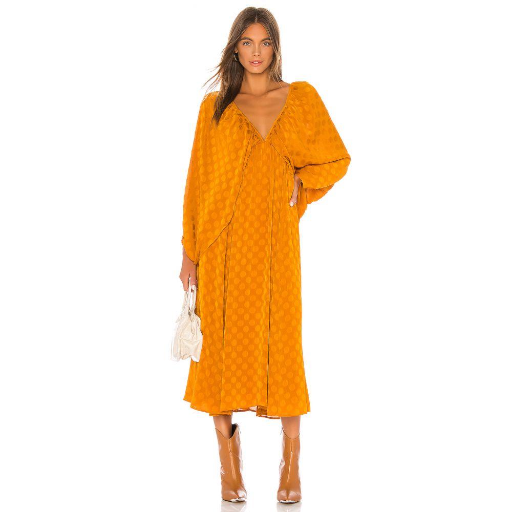 トゥラロサ Tularosa レディース ワンピース ワンピース・ドレス【Nola Midi Dress】Copper