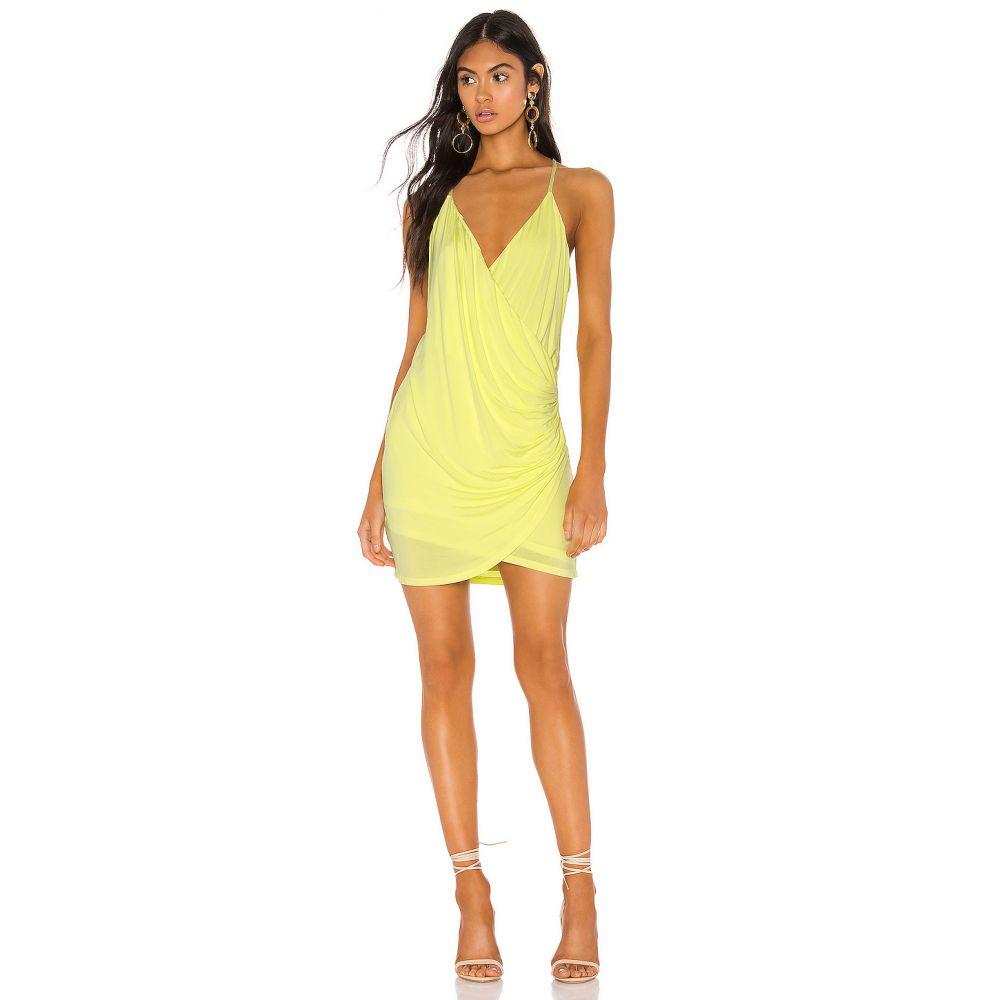 ヤングファビラスアンドブローク Young, Fabulous & Broke レディース ワンピース ワンピース・ドレス【Brazil Dress】Lemon