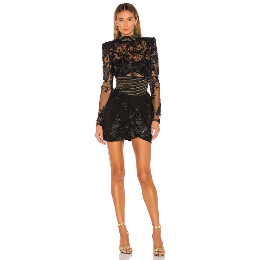 ジバゴ Zhivago レディース ワンピース ワンピース・ドレス【Mulwala Mini Dress】Black