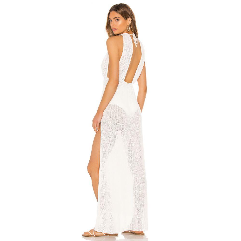 ビーチバニー Beach Bunny レディース ビーチウェア 水着・ビーチウェア【Annika Maxi Dress】Ivory