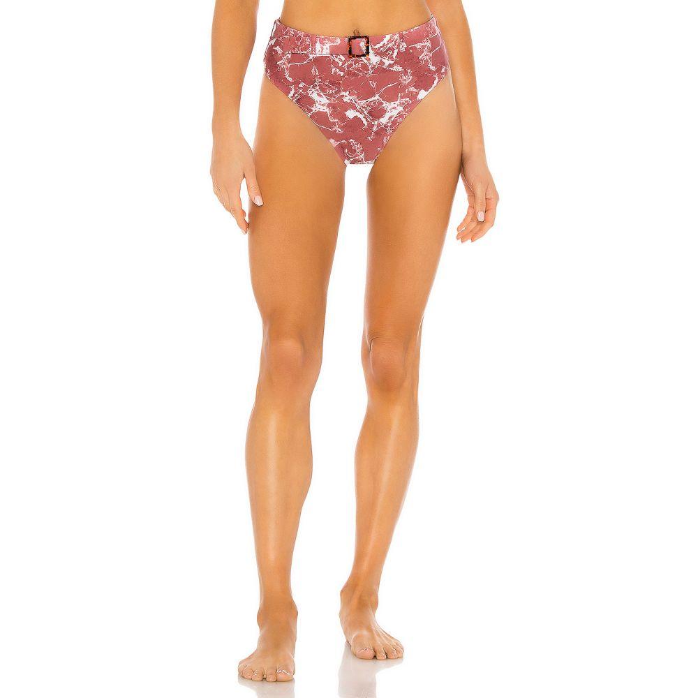 WeWoreWhat レディース ボトムのみ 水着・ビーチウェア【Emily Bikini Bottom】Canyon Rose