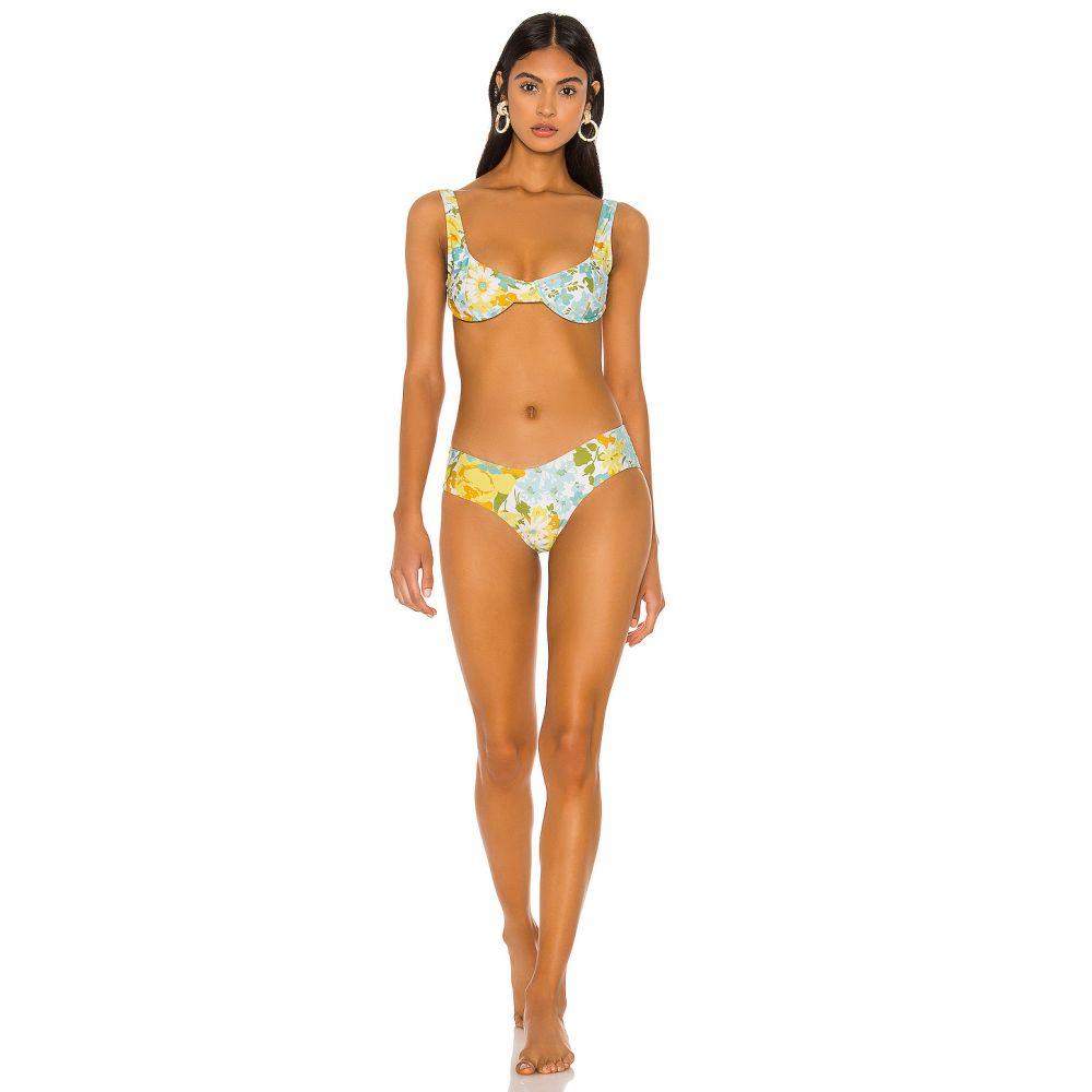 フェイスフルザブランド FAITHFULL THE BRAND レディース 上下セット 水着・ビーチウェア【Pernille Bikini Set】Annina Floral
