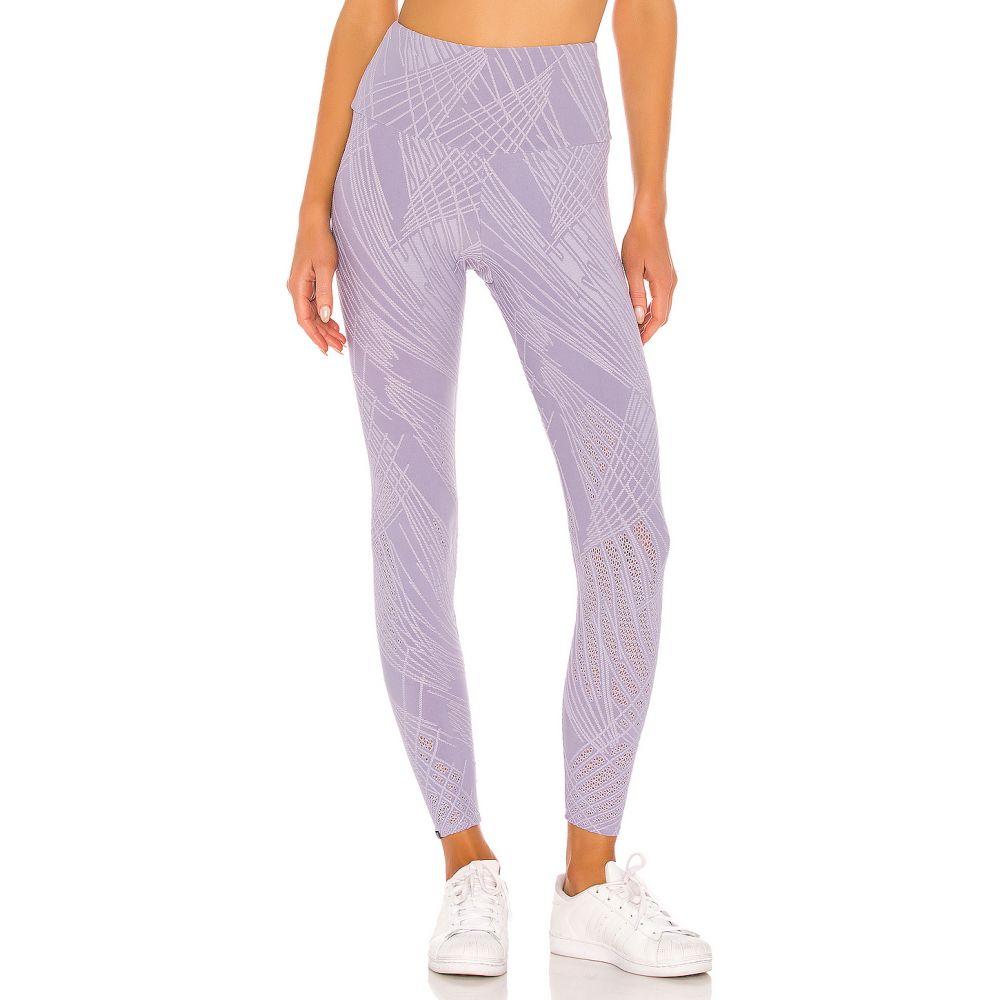オンジー onzie レディース スパッツ・レギンス インナー・下着【Selenite Midi Legging】Lavender Grey