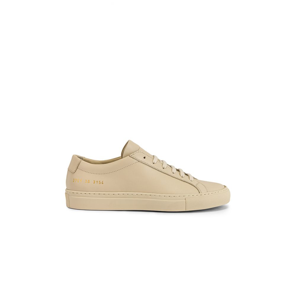 コモン プロジェクト Common Projects レディース スニーカー シューズ・靴【Original Achilles Low Sneaker】Off White