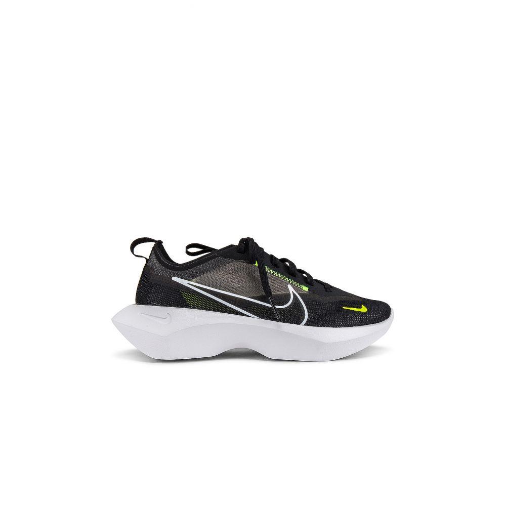 ナイキ Nike レディース スニーカー シューズ・靴【Vista Lite Sneaker】Black/Lemon/Venom
