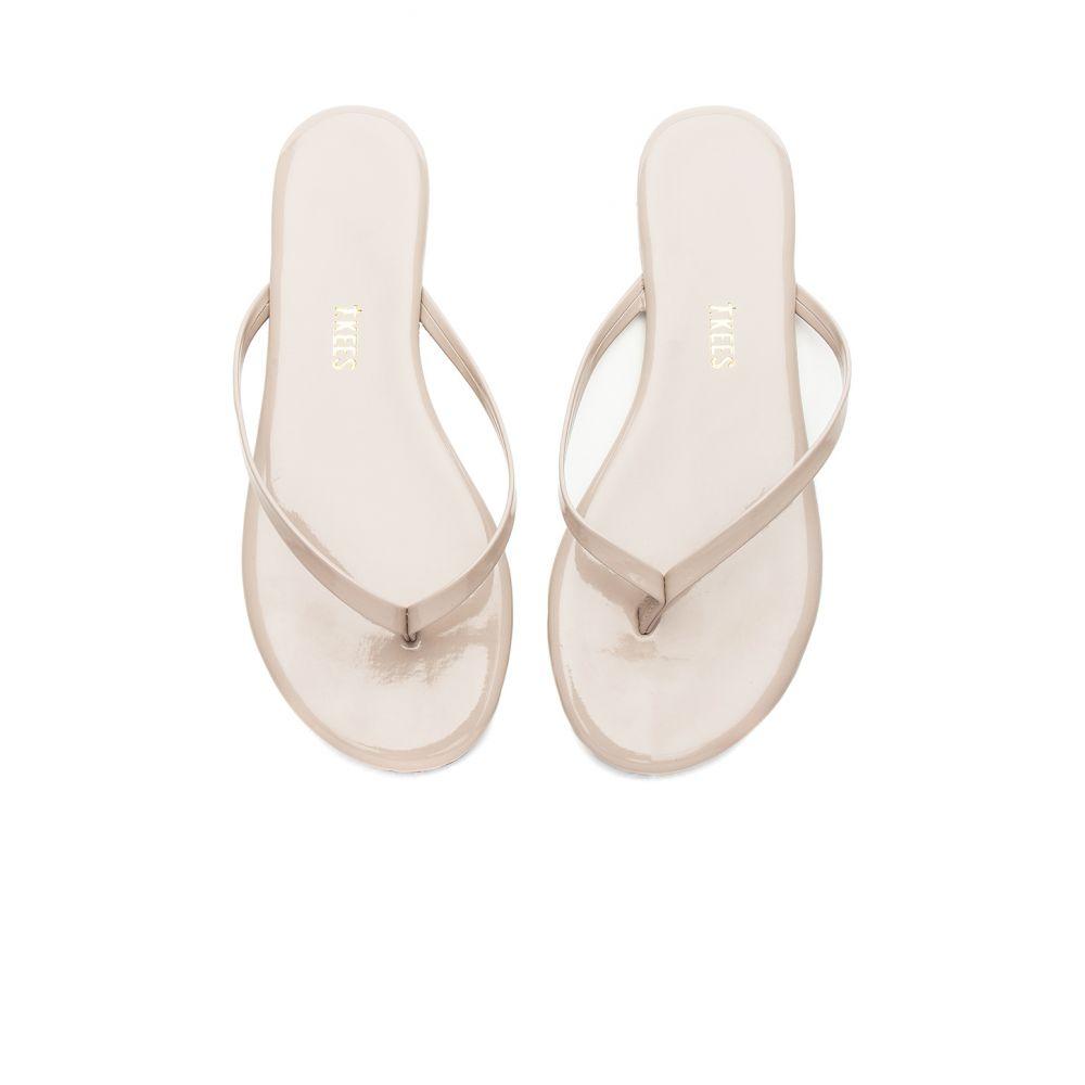ティキーズ TKEES レディース サンダル・ミュール シューズ・靴【Sandals】Custard