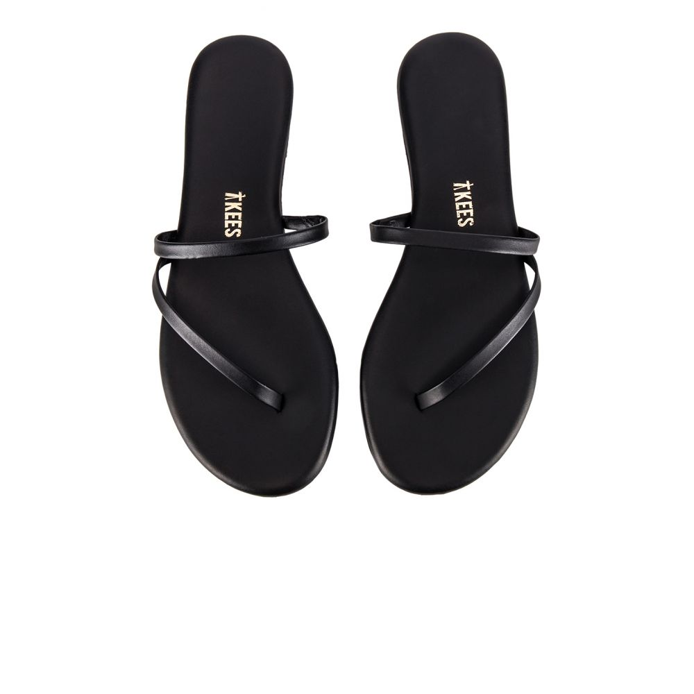 ティキーズ TKEES レディース サンダル・ミュール シューズ・靴【Sarit Sandal】Black