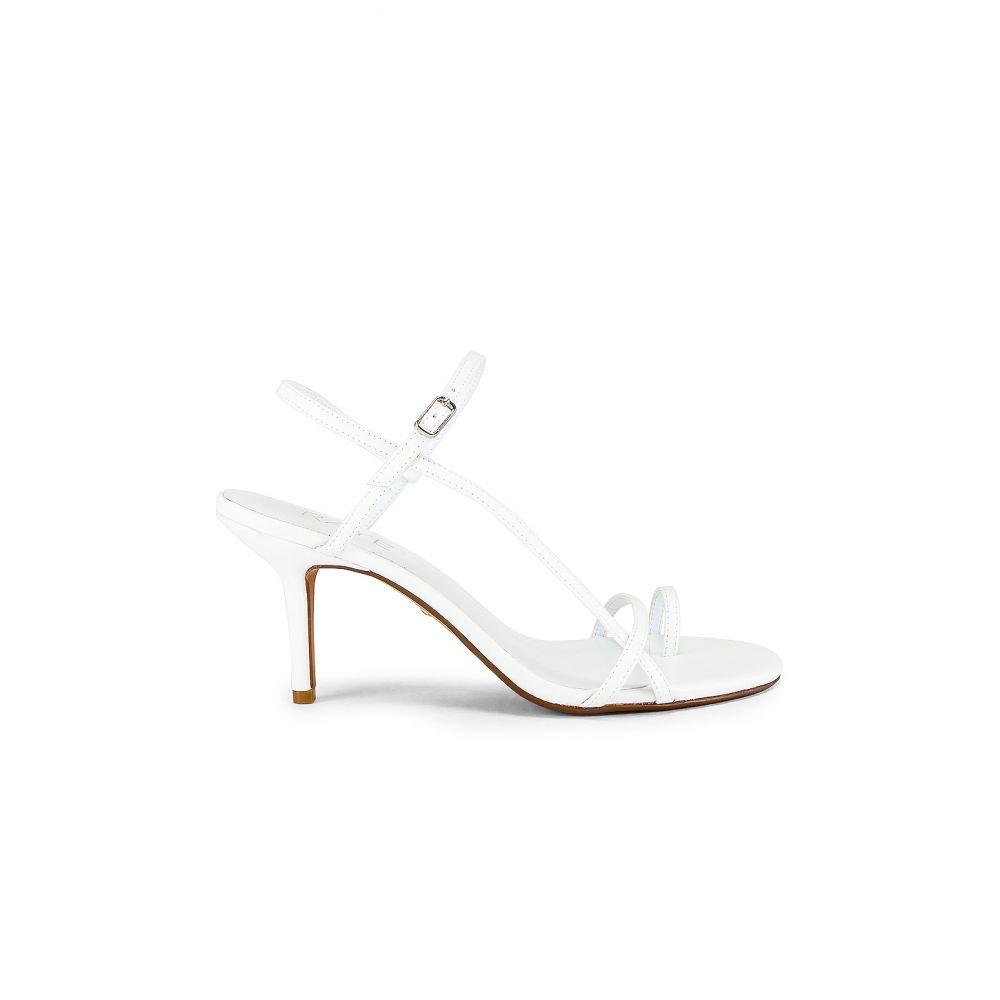 レイエ RAYE レディース ヒール シューズ・靴【Riga Heel】White